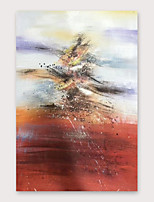 cheap -IARTS Hand Painted abstract Oil Painting with Stretched Frame For Home Decoration With Stretched Frame