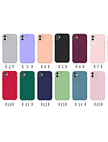 cheap -Case For Apple iphone 11/11 pro/11 pro Max/x/XS/XR/XS Max/8p/8/7P/7/6P/6/SE(2020)Cover TPU  Frosted
