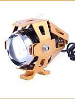 cheap -audew 125w cree u5 led motorcycle bike driving head light spot fog lamp