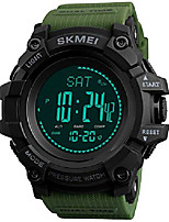 cheap -mens outdoor sports army watches pedometer calories digital watch altimeter barometer compass thermometer weather men watch