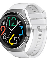 cheap -Watch Band for Huawei Watch GT 2e Huawei Sport Band / Classic Buckle Silicone Wrist Strap Original Watch Strap