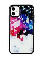 cheap -Case For Apple iPhone SE 2020 iPhone 11 Pro Max XR XS Max 7 8 Plus Ultra-thin Back Cover Marble TPU