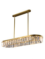 cheap -110 cm Island Design Pendant Light Crystal Modern 110-120V 220-240V