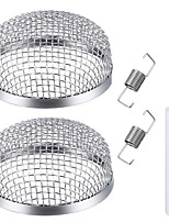 cheap -(2 pcs) RV insect-proof net cover stainless steel ventilation net cover