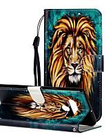 cheap -Case For LG LG K51  Stylo 6 Card Holder   Flip Full Body Cases Cartoon PU Leather