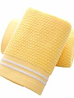 cheap -hand towels set of 2, 100% cotton pineapple pattern super soft highly absorbent face towels for bathroom 13x 30 inch & #40;yellow& #41;