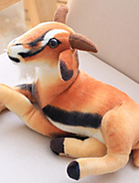 cheap -Electric Toys Stuffed Animal Plush Toy Wild Animals Goat Gift Realistic PP Plush Imaginative Play, Stocking, Great Birthday Gifts Party Favor Supplies Boys and Girls Kid's Adults