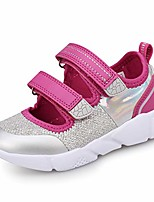 cheap -girls mary jane shoes girls flats sneakers kids shoes slip on glitter straps ballerina shoes for girls (12 m us little kid,pink)