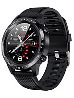 cheap -L12 Water Resistant Smartwatch Support Bluetooth Music/ Call/ ECG, Bluetooth Fitness Tracker for IOS/Samsung/Android Phones