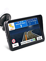 cheap -9-Inch T20 GPS Navigator With Sunshade For Truck Navigation 800*480 Resolution Using Windows System