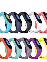 cheap -Watch Band for Xiaomi Hey+ Xiaomi Sport Band TPE Wrist Strap
