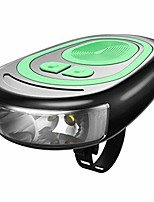 cheap -1200lm 3x xpe bike front light 120db horn 4 modes usb charging ipx5 waterproof 1200mah li-ion battery -green