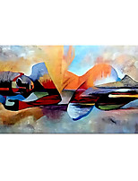 cheap -Unframed Watercolor Lord Modern Abstract Religious Hand Painted Oil Painting for Living Room Wall Art Picture Canvas Painting Rolled Without Frame