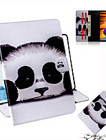 cheap -Case For Samsung Galaxy Samsung Tab A 8.0(2019)T290 295 Samsung Tab A8(2019)P200 205 Samsung TAB A 8.0 2017 T380  T385 Card Holder Flip Full Body Cases Animal TPU PC