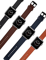 cheap -Watch Band for Amazfit  GTR  42mm / Amazfit Bip / Amazfit GTS Amazfit Classic Buckle / Business Band Quilted PU Leather Wrist Strap