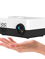 cheap -Mini Projector J15 320*240 Pixels Supports 1080P HDMI USB Mini Beamer Home Media Player Kids Gift