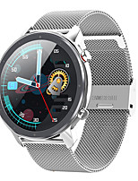 cheap -L17 Hybrid-face Smartwatch Support Bluetooth Music/ ECG, Bluetooth Fitness Tracker for IOS/Samsung/Android Phones