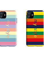 cheap -Case For Apple iPhone 7 plus 8 plus XR XS XS MAX X SE 11 11Pro 11ProMax Pattern Back Cover WordPhrase TPU  with Stand