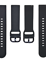 cheap -Watch Band for Samsung Galaxy Active Samsung Galaxy Sport Band Silicone Wrist Strap
