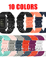 cheap -Replacement Band For Fitbit Versa 2 Soft Silicone Waterproof Wrist Sport Accessories Watch Strap For Fitbit Versa/Versa 2 Band
