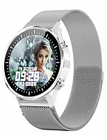 cheap -HG21 Long Battery-life Smartwatch Support Heart Rate/Blood Pressure Measurement, Stainless Steel Fitness Tracker for IOS/Samsung/ Android Phones
