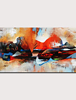 cheap -Mintura  Large Size Hand Painted Abstract Sleeping Buddha Landscape Oil Painting On Canvas Modern Pop Art Posters Wall Picture For Home Decoration No Framed Rolled Without Frame