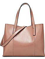 cheap -Women's Bags PU Leather / Polyester Top Handle Bag Zipper for Daily / Date Wine / Black / Blue / Blushing Pink