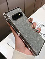 cheap -Case For Samsung Galaxy A70S A90 5G S20 S20 Plus S20 Ultra A51 A71 A81 Note 10 Lite M60S A91 S10 Lite M80S A01 Ring Holder Glitter Shine Back Cover Glitter Shine TPU