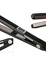 cheap -New Style Ultrasonic Infrared Hair Straightener Professional Personal Hair Care Iron With Negative Ion Quickly Repair Damaged Hair And Restore Hair Shine Lcd Display