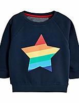 cheap -boy fleece sweatshirt blue crewneck tee top cotton casual long sleeve t-shirts jersey shirt 4t
