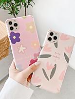cheap -Case For Apple iPhone 7 7Plus iPhone 8 8Plus iPhone X iPhone XS XR XS max iPhone 11 11 Pro 11 Pro Max SE Pattern Back Cover Word Phrase TPU PC