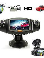cheap -2.7 ''Full HD 1080 p Dual Lens 140 Graden Groothoek Originele auto DVR Auto Video Auto Camera Recorder dash Cam G-Sensor GPS Logger