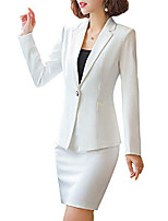 cheap -women%u2019s formal office business suit set slim work suits for women business women suits blazer jacket&pant/skirt