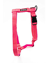 cheap -pawsitive hemp dog harness (pink)