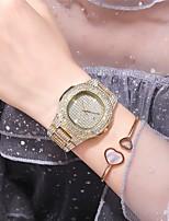 cheap -Women's Quartz Watches Quartz Modern Style Stylish Classic Calendar / date / day Analog Rose Gold Gold Silver / Chronograph / Large Dial