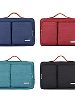 cheap -13.3 Inch Laptop Sleeve / Briefcase Handbags Polyester Special Design / Solid Colored for Men for Women for Business Office Waterpoof Shock Proof