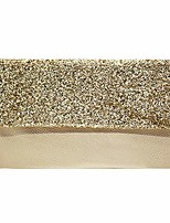 cheap -womens pu leather envelope clutch bag for women evening handbags shoulder bags (gold)
