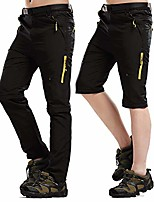 cheap -men hiking waterproof quick dry pants outdoor convertible mountain pants athletic lightweight thin thick trousers