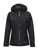 cheap -women's knife edge waterproof rain jacket with gore-tex, black, small
