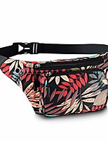 cheap -fanny pack, waist bag sling backpack water resistant durable polyester small outdoor lightweight crossbody daypack for women men lady girl teens