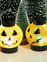 cheap -Oval Shape Decoration Light 3D Nightlight LED Night Light Night Light Touch Sensor Color-Changing Birthday Touch Halloween Christmas AAA Batteries Powered USB 1pc