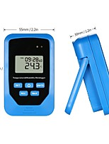 cheap -Mini USB Humidity Temperature Data Logger RH TEMP Datalogger Recorder Humiture Recording Meter with Heat Index and Dew Point Test 80000 Record Capacity