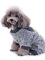 cheap -pet dog soft ployester pajamas night warm keeping clothes puppy lovely pajamas