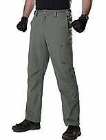 cheap -men's waterproof ripstop tactical military cargo pants quick dry hiking work pants with pockets (olive green,32w/30l)