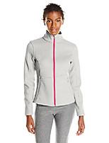 cheap -women's endure full zip jackets, cirrus/punch, small