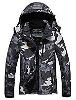 cheap -women's waterproof ski jacket warm winter snow coat mountain windbreaker hooded raincoat