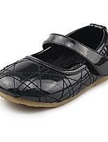 cheap -toddler girl's slip-on dressy ballerina flat shoes,black,toddler 6.5m