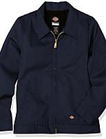 cheap -boys' big eisenhower jacket, dark navy, m
