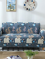 cheap -Stretch Slipcover Sofa Cover Couch Cover Squirrel Printed Sofa Cover Stretch Couch Cover Sofa Slipcovers for 1~4 Cushion Couch with One Free Pillow Case