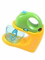 cheap -pretend play kitchen toys mini electric blender plastic kitchen furniture kids baby pretend play toy early learning toy 1pc